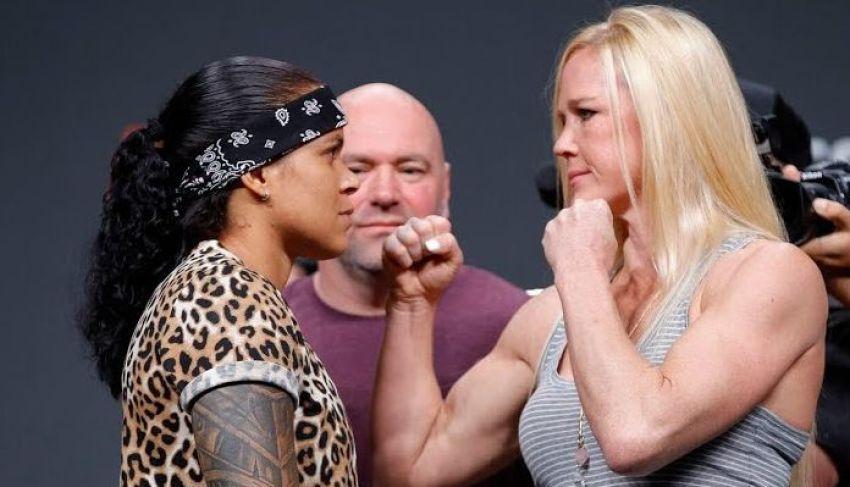 Прогнозы бойцов MMA на бой Аманда Нуньес - Холли Холм на UFC 239