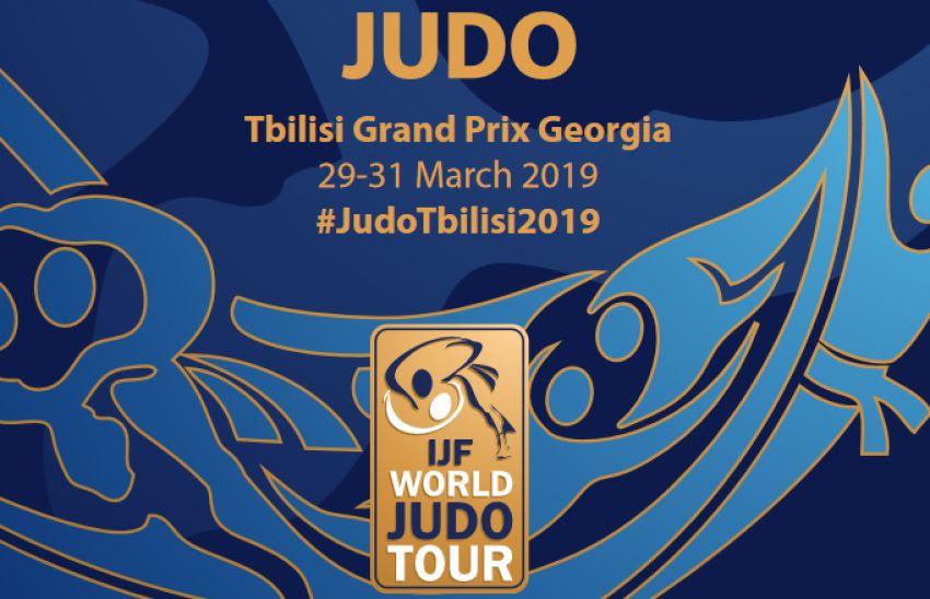 Прямая трансляция этапа гран-при по дзюдо Tbilisi Grand Prix 2019