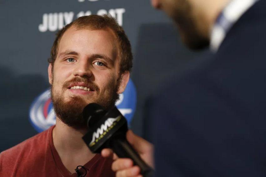Гуннар Нельсон уверен, что Николас Далби заслужил шанс вернуться в UFC на турнире в Дании