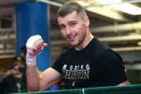 Александр Гвоздик начал тренировочный лагерь