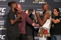Видео боя Хама Ворти - Девонте Смит на UFC 241