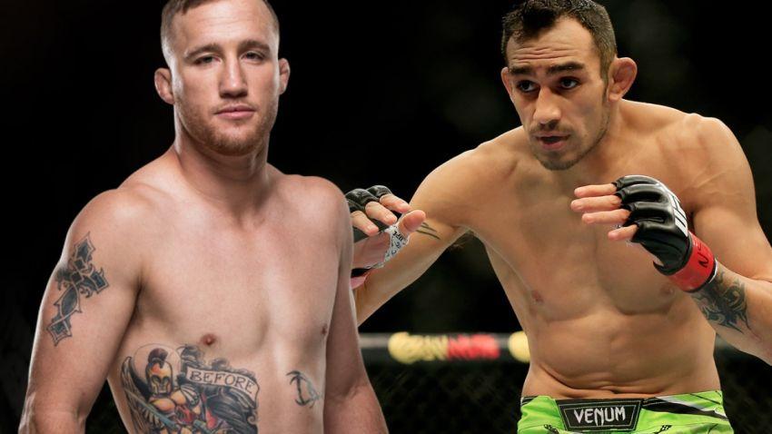 Прямая трансляция UFC 249: Тони Фергюсон - Джастин Гэтжи