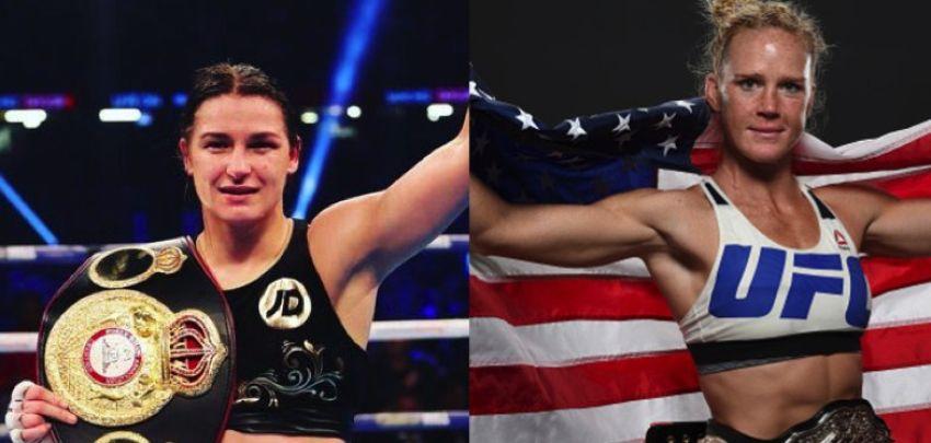 Новая чемпионка мира по боксу Кейти Тейлор готова встретиться с Холли Холм