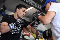 Теофимо Лопес провел открытую тренировку перед боем с Масаеши Накатани