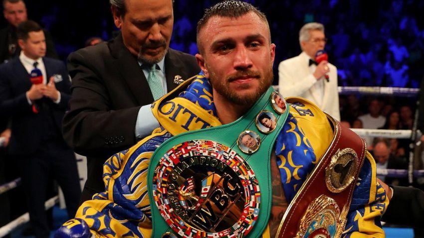 Маурисио Сулейман рассказал, потеряет ли Ломаченко франчайзинговый титул WBC, если проиграет Лопесу