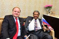 Хрюнов: В том, что поединок Майорга vs. Сироткин не станет титульным, виноват Дон Кинг