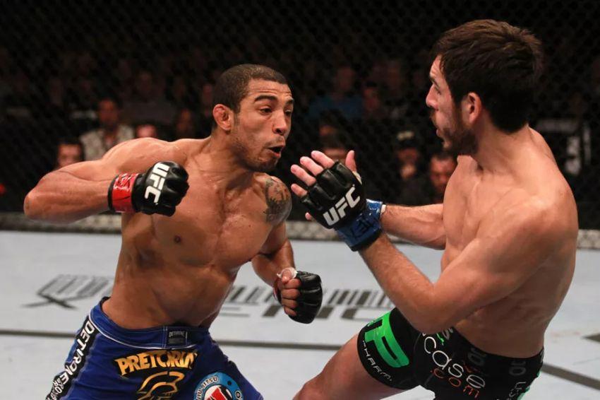 Этот день в истории: Жозе Альдо победил Кении Флориана на UFC 136