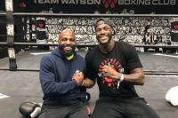 Фото и видео: Деонтей Уайлдер продолжает подготовку к Луису Ортису в Team Watson Boxing Club