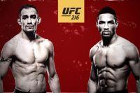 Видео боя Тони Фергюсон - Кевин Ли UFC 216