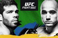 Битва взглядов участников турнира UFC Fight Night 144: Ассунсао - Мораес 2