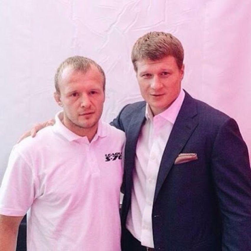 """Александр Шлеменко: """"Шансы Поветкина против Фьюри? Самые большие"""""""
