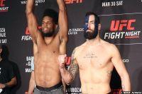Видео боя Кеннеди Нзечукву - Пол Крэйг UFC on ESPN 2