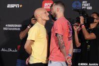 Видео боя Али Алькаиси - Тони Келли UFC on ESPN+ 37