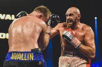 Тайсон Фьюри сохранил первое место в рейтинге супертяжеловесов по версии The Ring