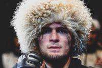 """Адам Яндиев рассказал о встрече с Хабибом Нурмагомедовым после смерти отца: """"Его глаза были полны боли и скорби"""""""