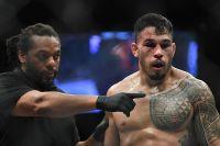 Брэд Таварес выбыл из поединка с Антонио Карлосом Джуниором на турнире UFC Brasilia