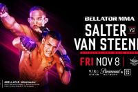 Прямая трансляция Bellator 233: Джон Солтер - Костелло ван Стинис