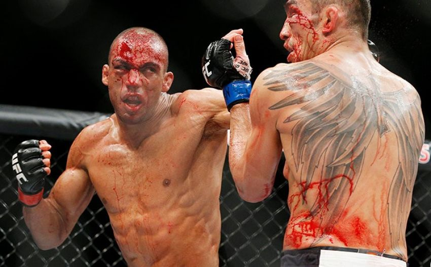 Эдсон Барбоза просит уволить его из UFC