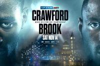 Официально: Теренс Кроуфорд встретится с Келлом Бруком 14 ноября