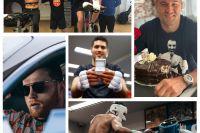 InstaBoxing 6 апреля 2019: Канело и его новый Бугатти, Гильберто Рамирес сделал предложение своей девушке