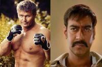 Олег Тактаров сделал пародию на героя индийских боевиков Сингхама