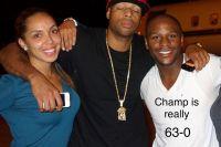 50 Cent ответил на обвинения Флойда Мэйвезера