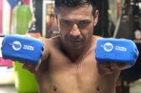 Серхио Мартинес вновь приступил к тренировкам