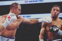 Уорд: реванш с Ковалёвым должен иметь смысл для меня