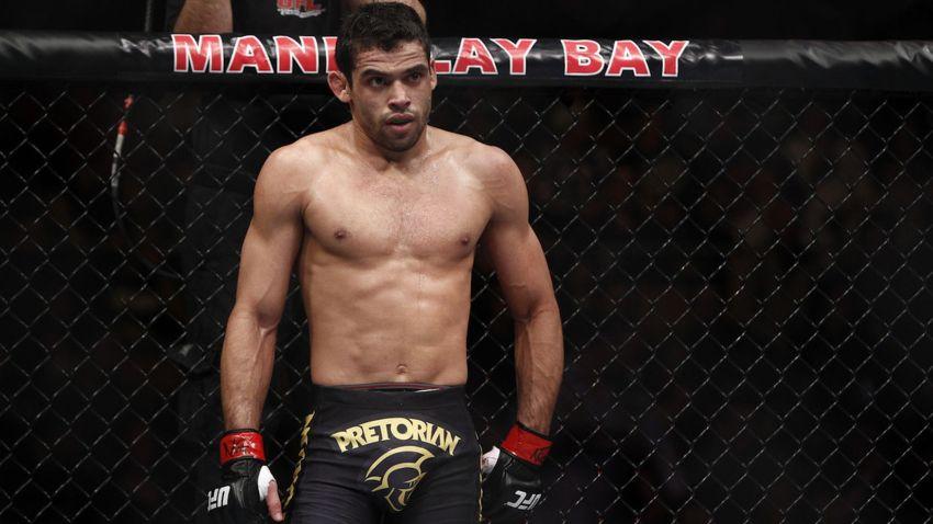 Ренан Барао встретится с Дугласом Сильвой на UFC Fight Night 164