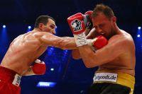 Серхио Мора подобрал Владимиру Кличко оптимального соперника для возвращения в ринг