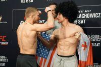 Видео боя Мераб Двалишвили - Кэйси Кенни UFC Fight Night 167