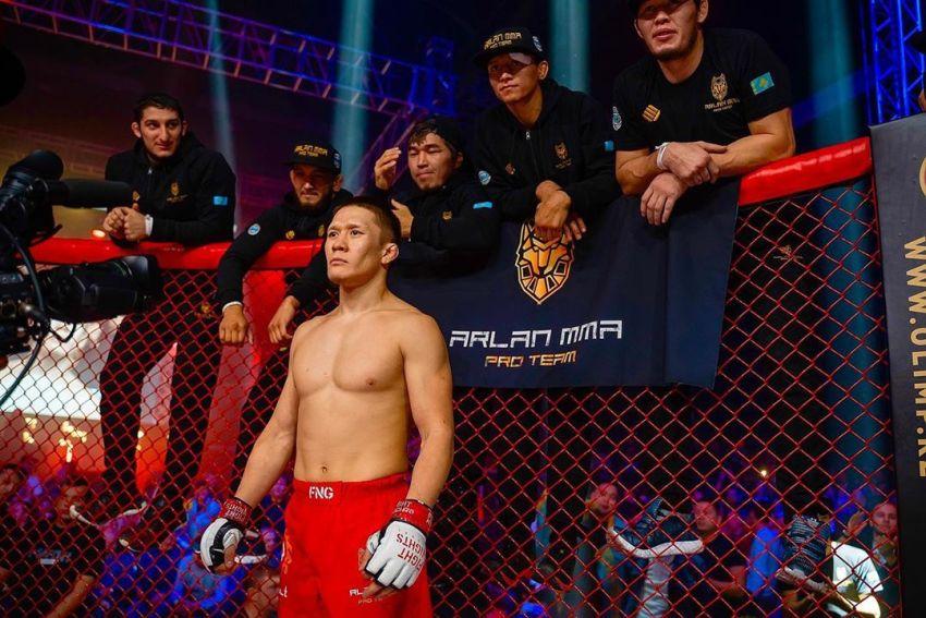 Жалгас Жумагулов покидает промоушен Fight Nights Global