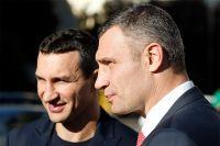 """Владимир Кличко: """"Папа, ты воспитал двух чемпионов, но настоящий чемпион - это ты"""""""
