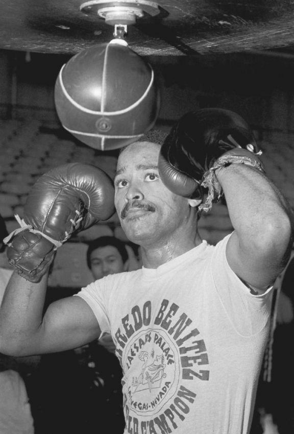 Эксклюзив! Wilfred Benitez vs. Ray Chavez Guerrero 1977