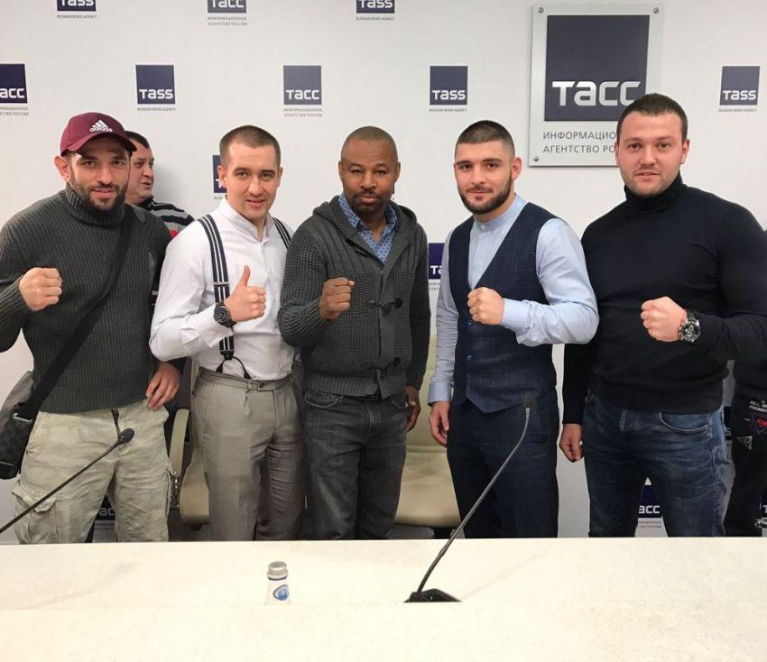 Михаил Малютин: Нет бойца в ММА, который сможет побить меня по правилам бокса