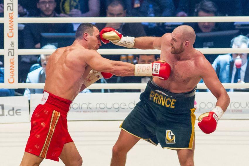 Владимир Кличко дал прогноз на бой Уайлдер - Фьюри 2 и заговорил о своем реванше с Тайсоном