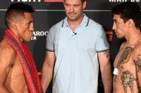 Видео боя Кевин Агуилар - Энрике Барзола UFC on ESPN 2