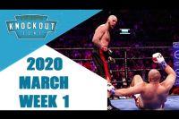 Лучшие Нокауты (Март 2020 - 1 Неделя)