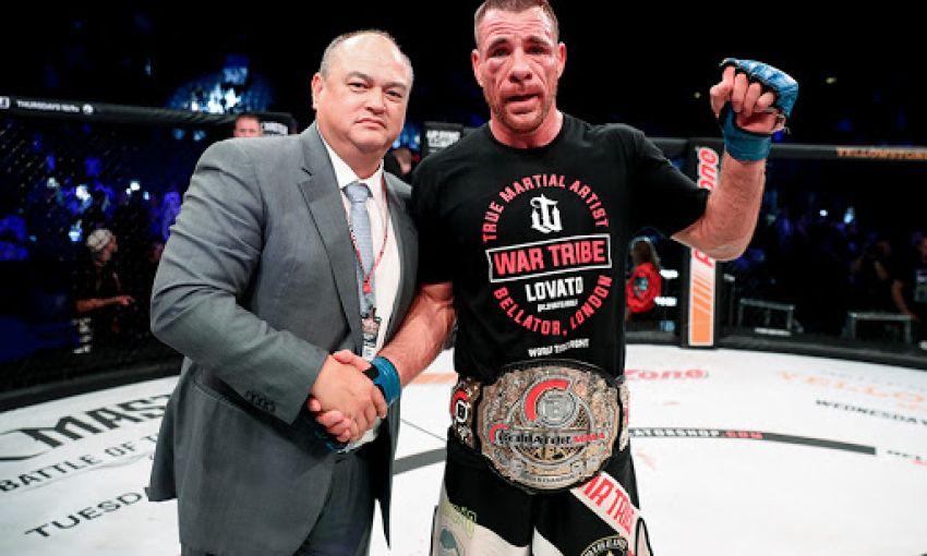 Чемпион Bellator Рафаэль Ловато рассказал, что у него обнаружено редкое заболевание головного мозга