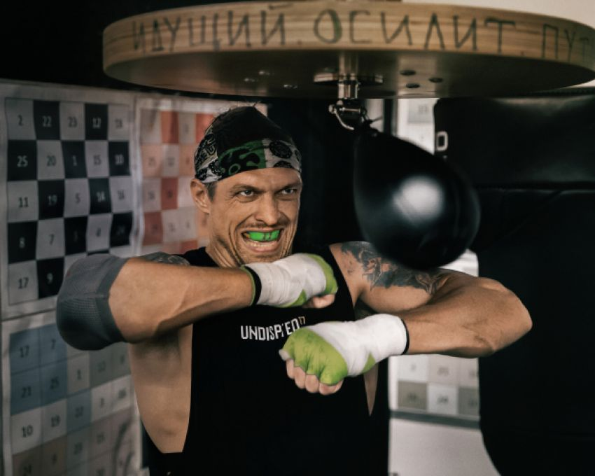Oleksandr Usyk told who is more desirable rival for him - Joshua or Fury