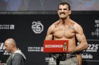 Мирсад Бектич - Джош Эммет в разработке на турнир UFC в Сакраменто