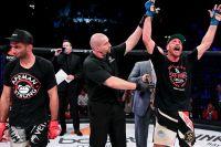 Рафаэль Ловато победил Гегарда Мусаси и стал новым чемпионом Bellator в среднем весе
