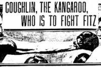 Боб Фицсиммонс против Кона Коглина - миф и реальность