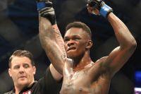 Реакция в Твиттере на завоевание Исраэлем Адесаньей титула чемпиона на UFC 243