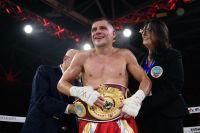 Денис Беринчик победил Эктора Сармиенто, в третий раз защитив титул WBO International