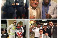 InstaBoxing 8 мая 2019: Льюис и Рахман, Дюран и Баркли вновь встретились лицом к лицу