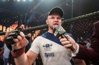 Камил Гаджиев рассказал о турнире UFC в Сочи, который может возглавить Шлеменко