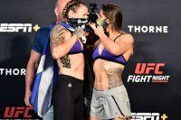 Видео боя Джоан Калдервуд - Дженнифер Майя UFC on ESPN+ 31