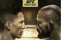 Файткард турнира UFC Fight Night 169: Джозеф Бенавидез - Дейвисон Фигейреду