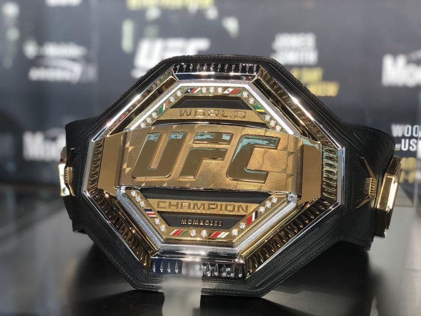 Рейтинг бойцов UFC за октябрь 2019 года